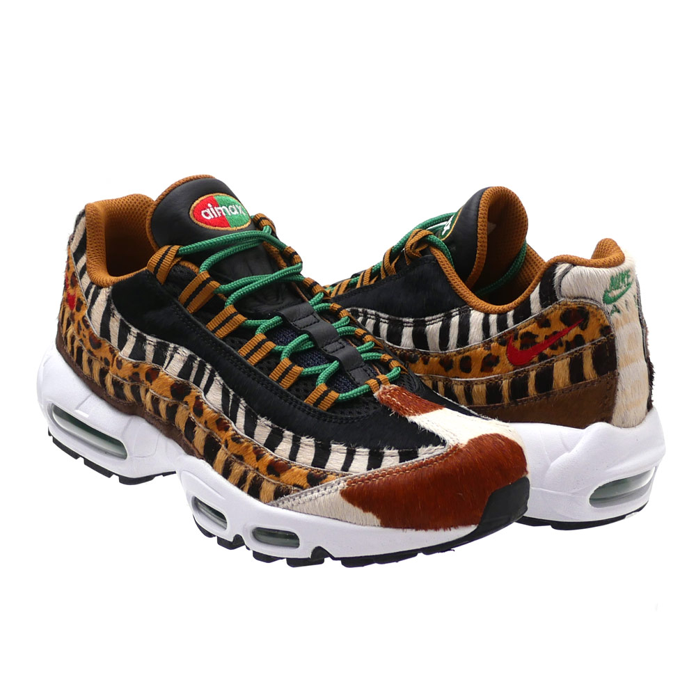 the latest 753aa ddd80 ... get it is air max 95 which wore the animal pattern of the impact  perfect score