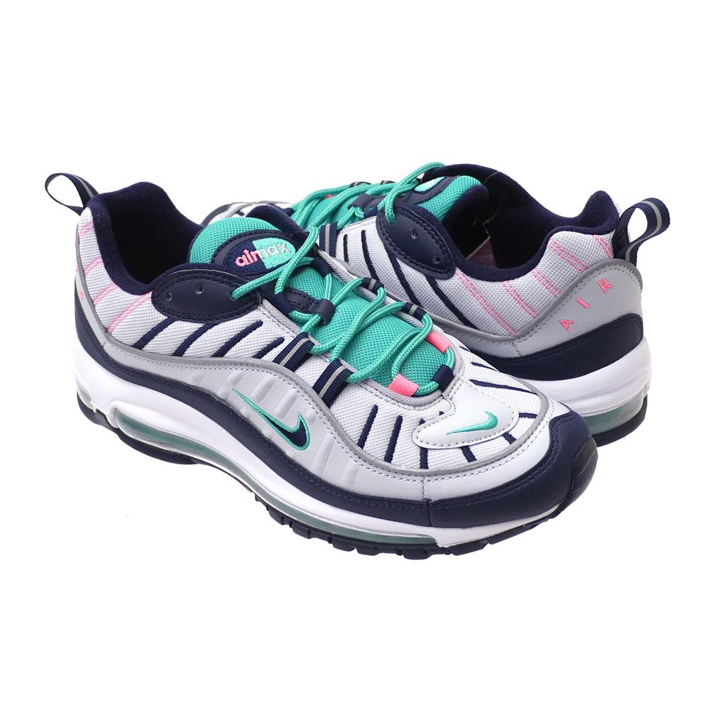 pretty nice 69f88 6d1aa Nike NIKE AIR MAX 98 Air Max 98 PURE PLATINUM/OBSIDIAN 640744005  291002415290