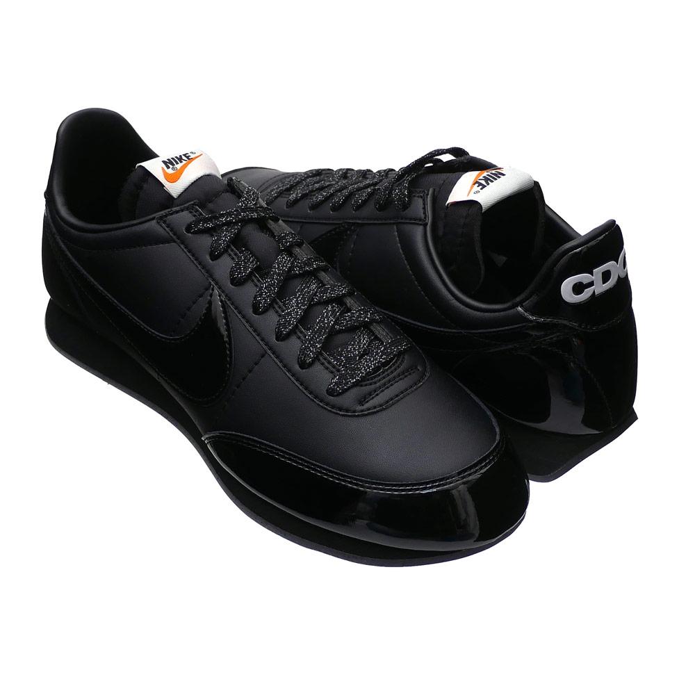 meilleur service 5d7bd 95476 BLACK COMME des GARCONS ブラックコムデギャルソン x Nike NIKE NIGHTTRACK knight truck  BLACK/BLACK AQ3695001 291002416201
