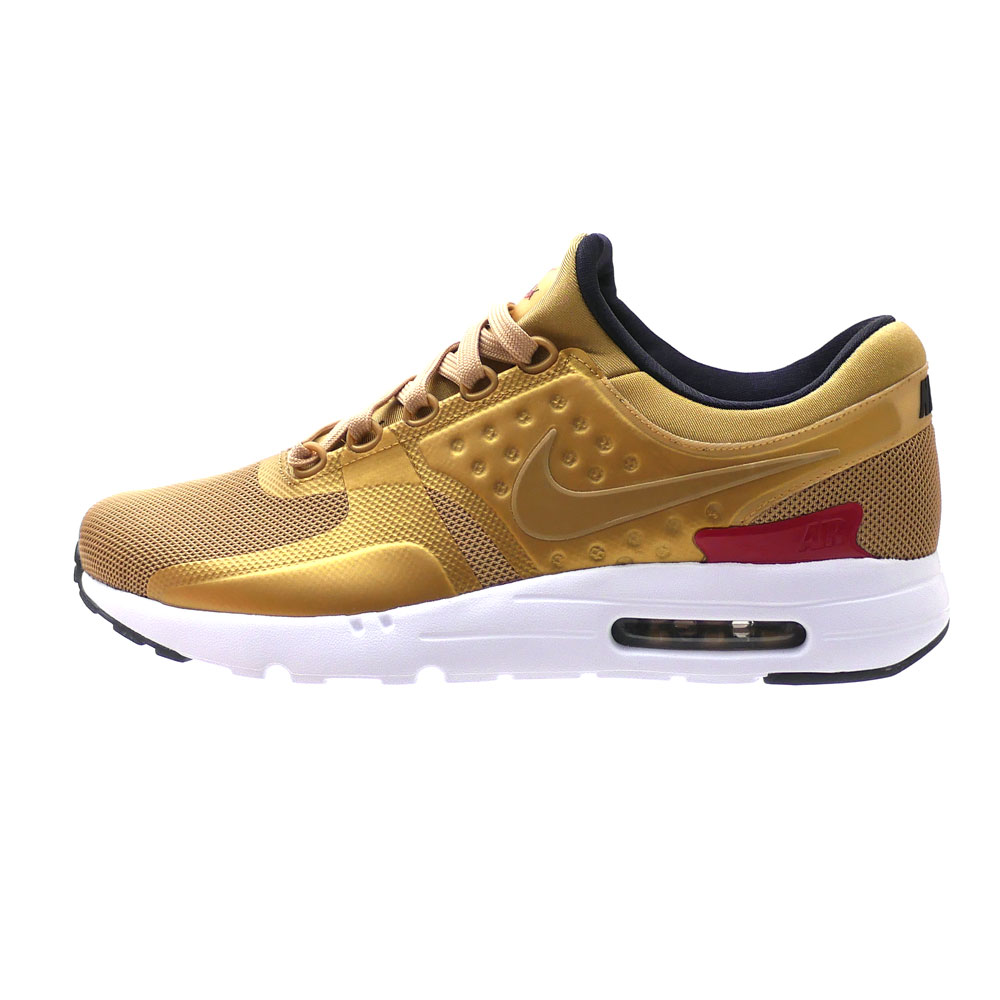 on sale d0121 7d087 NIKE (Nike) AIR MAX ZERO QS (Air Max zero) METALLIC GOLD  ...