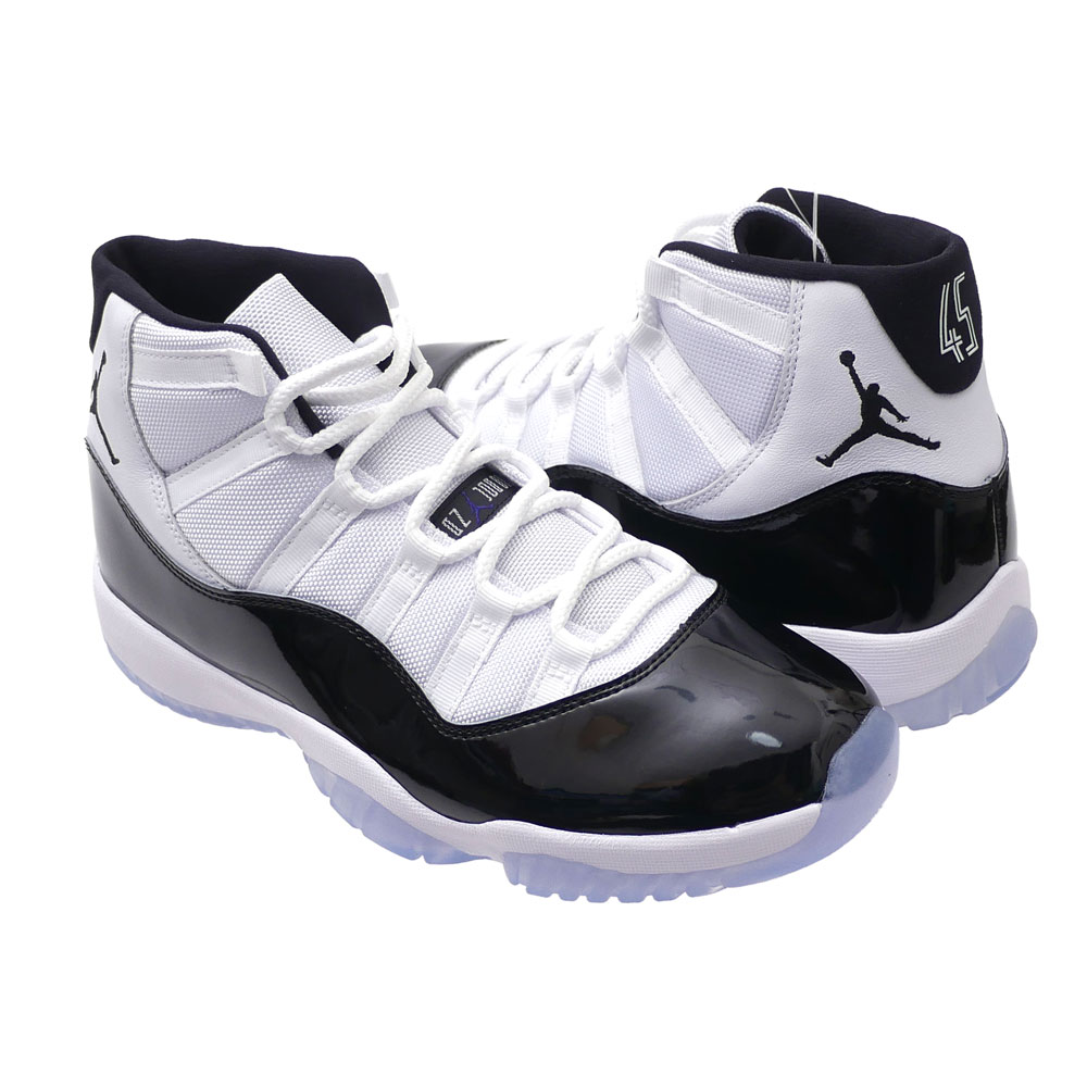 f7ed643cc2d346 AIR JORDAN 11 of the form full of the solid feelings such as formal shoes!  Very popular model that I wore at the historic moment when I was released  in ...