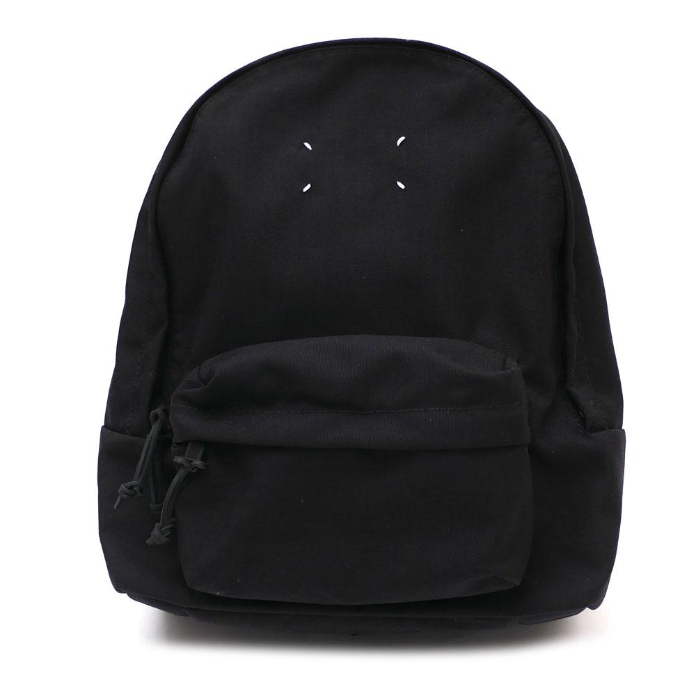 注目 新品 メゾン・マルジェラ Maison Margiela Maison S55WA0053 S55WA0053 レディース BACKPACK バックパック BLACK ブラック 黒 メンズ レディース, ディスカウント みやこ:249f086b --- pavlekovic.hr