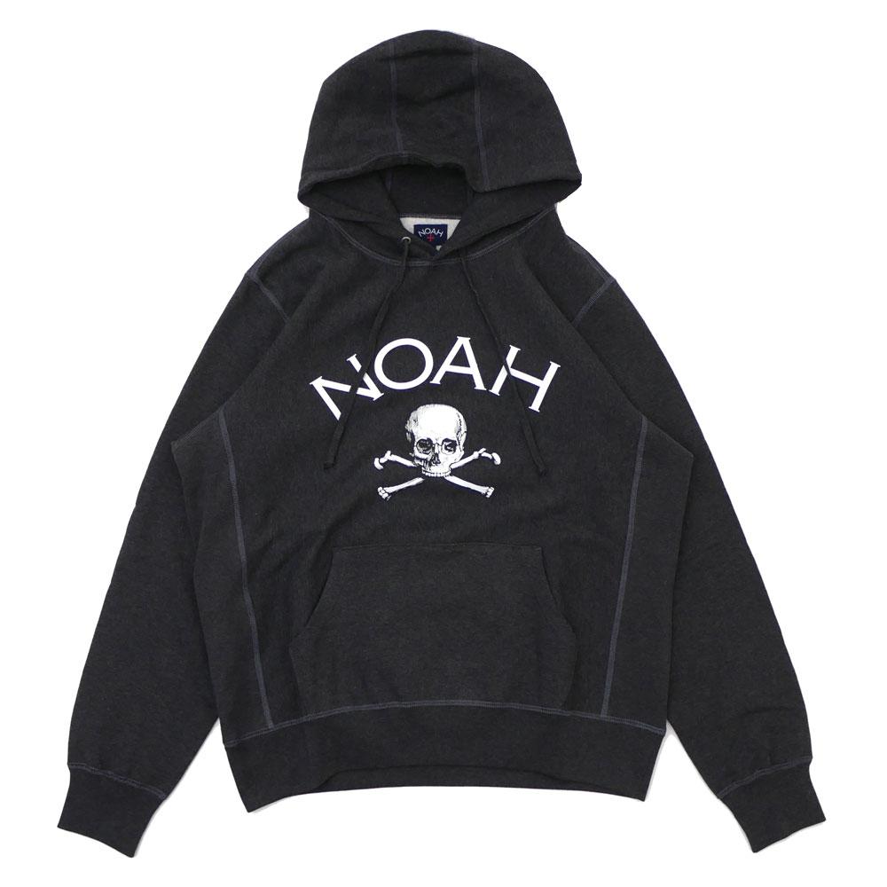 新品 ノア NOAH Jolly Roger Logo Hoodie パーカー GRAY グレー 灰色 メンズ 新作