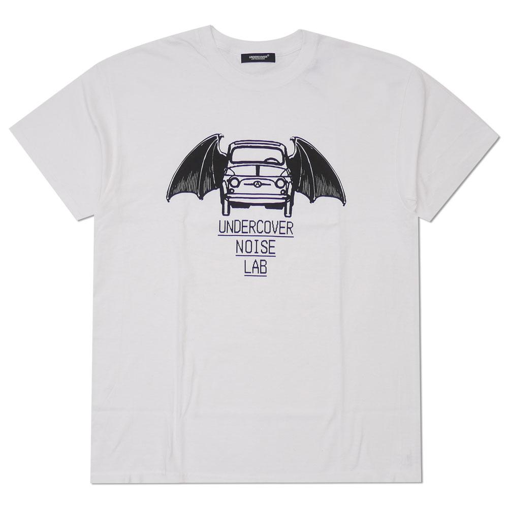 新品 アンダーカバー UNDERCOVER TEE BATF Tシャツ WHITE ホワイト 白 メンズ 新作