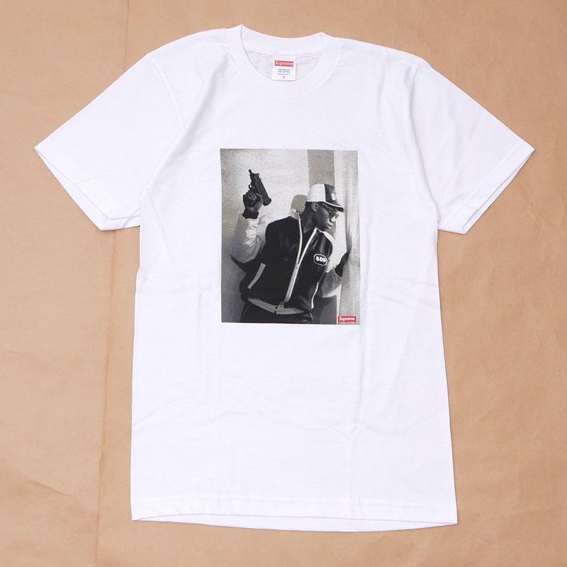 シュプリーム Supreme 14FW KRS-One Tee Tシャツ 贈答品 人気急上昇 WHITE メンズ 104003179 Sサイズ 2014FW 中古 ホワイト 半袖Tシャツ