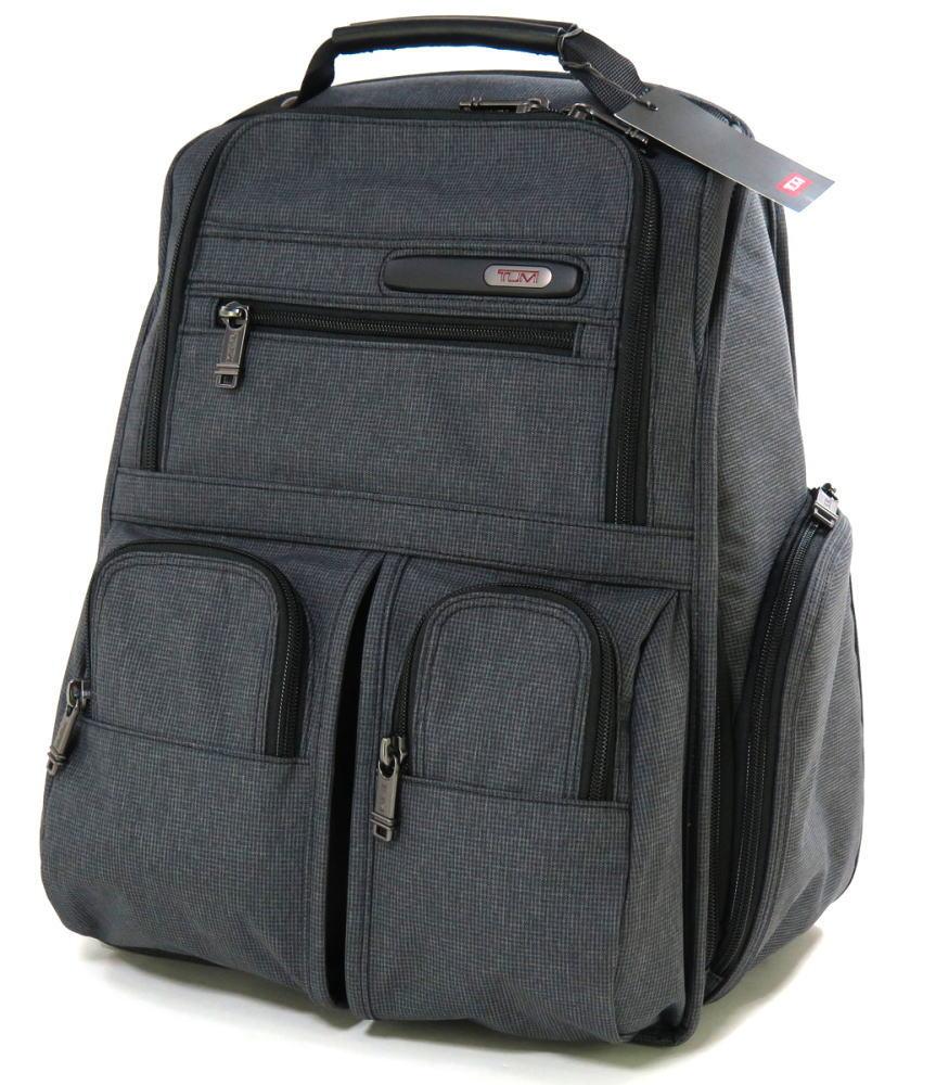 TUMI トゥミ 263173 コンパクトラップトップブリーフパック Compact Laptop Brief Pack PC収納/463 灰グレーgrey