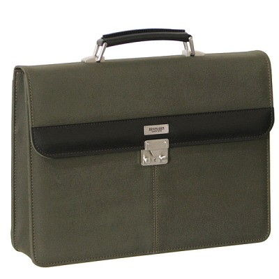 ED KRUGER(エド クルーガー)日本製 豊岡製鞄 B4収納 かぶせ錠式 ブリーフケース ビジネスバッグ (TYPE H)