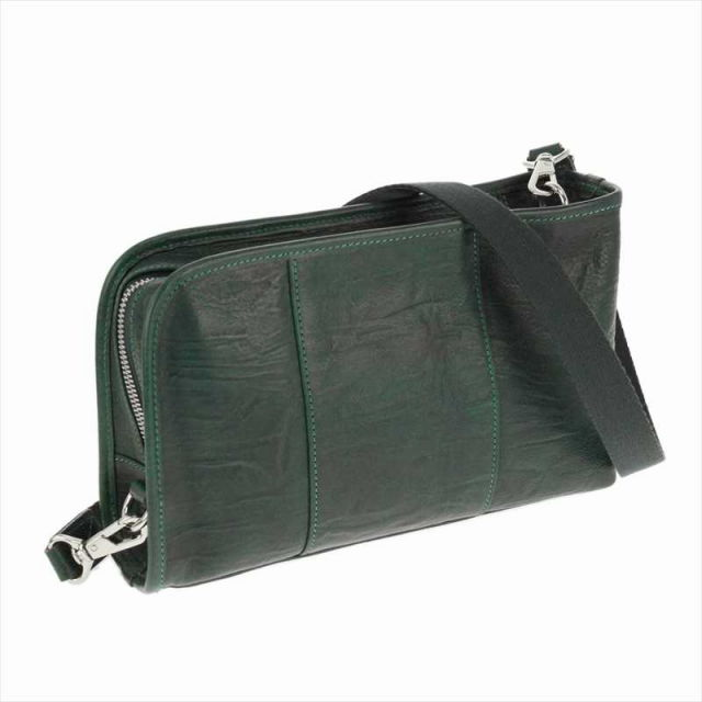 SONNE(ゾンネ)シロッコ バケッタレザー 3wayショルダーバッグ