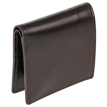 SONNE(ゾンネ)ミュージアムカーフレザー コンパクト 二つ折財布