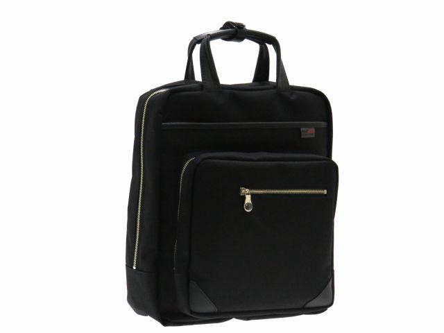 Kiwada (木和田)ビートテックス 3WAY テフロン加工 ビジネスバッグ リュック / ショルダー / トート / 豊岡鞄