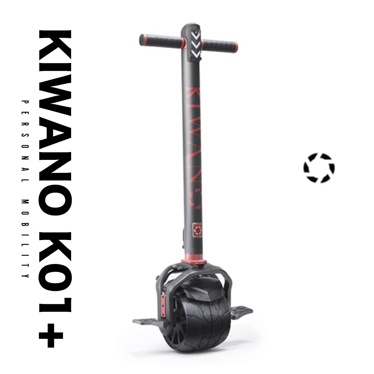 kiwano K01 立ち乗り式一輪車 電動スクーター 乗り物 おもちゃ スクーター バランス歩行機 アシスト歩行 バランスホイール パーソナルモビリティ スマートロック 正規品