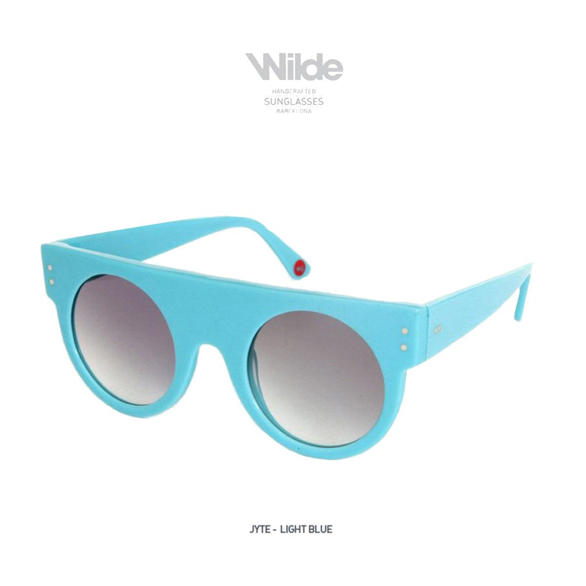 サングラス レディース メンズ Wilde SUNGLASSES ワイルドサングラス JYTE ブルー blue 送料無料