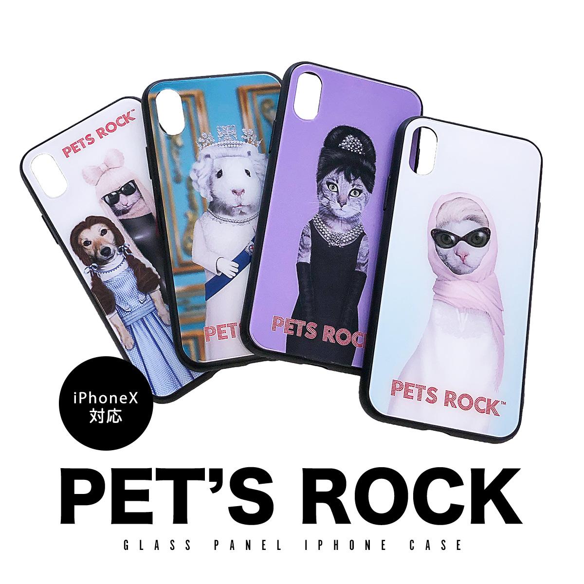 iPhone ペッツロック ネコ 猫 犬 ペット グッズ タッコーダ iPhoneX iPhoneXS iPhoneアイフォン カバー 安心の実績 高価 買取 強化中 メール便送料無料 携帯 バンパー ROCK ケース型 パネル スマホ スマートフォン 永遠の定番 ゴム PETS ガラス