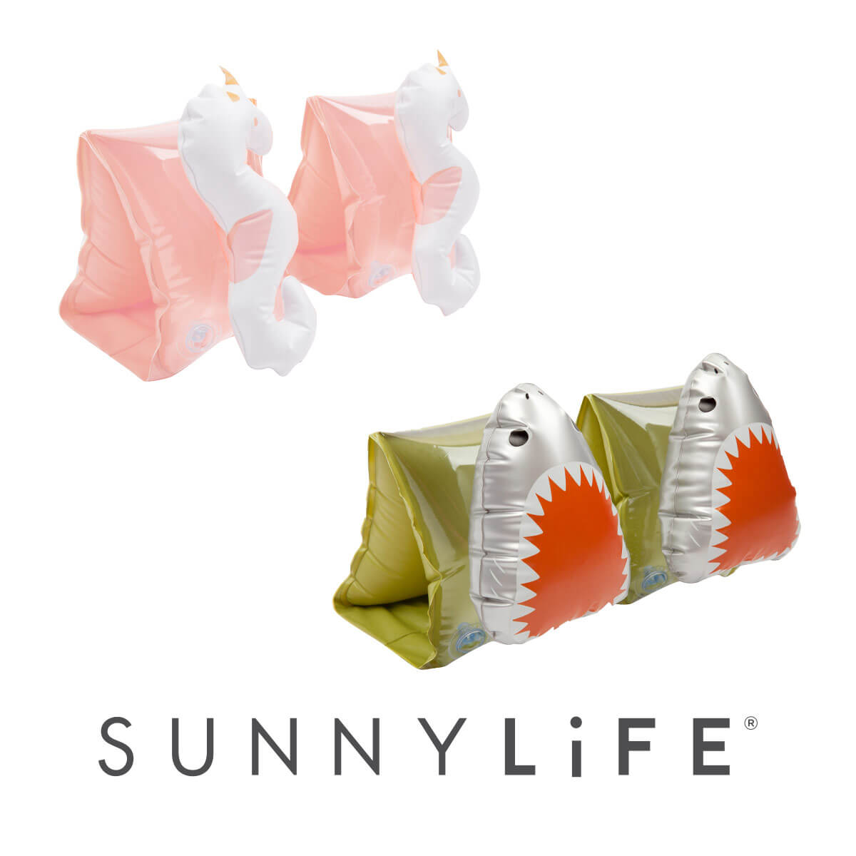 SUNNY LIFE キッズ アームリング 子供用 フロートバンド 腕浮き輪 プール 在庫限り 服 ビーチ 超目玉 アウトドア サニーライフ 持ち運び インスタ映え 海水浴 マリンスポーツ 海外品