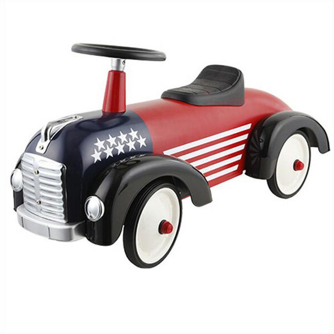 ARTABURG アルタバーグ アメリカ・スピードスター WLAB89105 ★車のおもちゃ/乗用玩具/乗り物/ギフト★