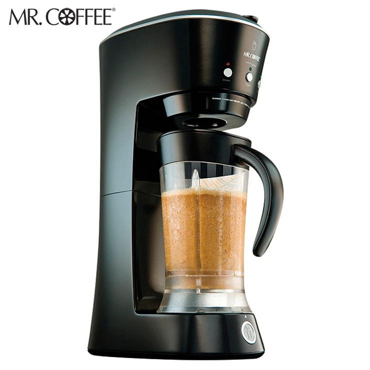 MR.COFFEE カフェフラッペ (BVMCFM1J) 【コーヒー/フラッペ/MR.COFFEE/スタイリッシュ/コンパクト/簡単/本格的】 【内祝い/出産祝い/結婚祝い/結婚内祝い/ブライダル/プレゼント/新築お祝い/贈答用/引き出物/ギフト/】