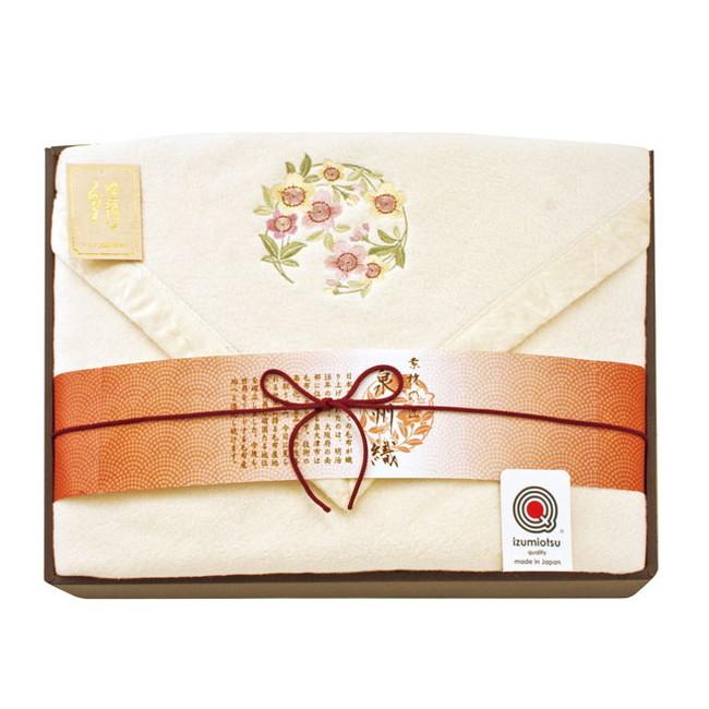 素材の匠 泉州織 四方額シルク混綿毛布 (ST-15070) 【暖かい毛布 日本製 シングルサイズ シルク50% 綿50% 高品質 激安 特価 おすすめ ギフト 内祝い】