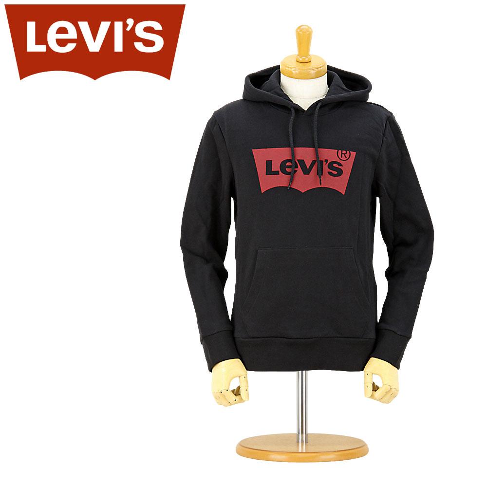 Trennschuhe Bestbewertete Mode jetzt kaufen ♦ LEVI's (Levi's Hoodie) [19622-0005/19622-0003] pullover sweatshirts  hoodies ☆ (men's / back hair / grey / black)
