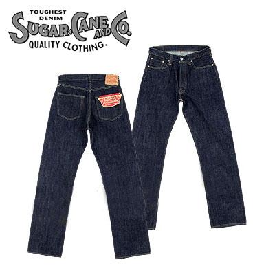 シュガーケーン SUGAR CANE 期間限定 1947XX MODEL JEANS ジーンズ メンズ SC41947A-421 格安 価格でご提供いたします ワンウォッシュ 日本製