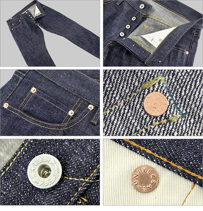 ■ 恶魔 オニデニム) ☆ 低瘦牛仔裤 (没有日本作)。