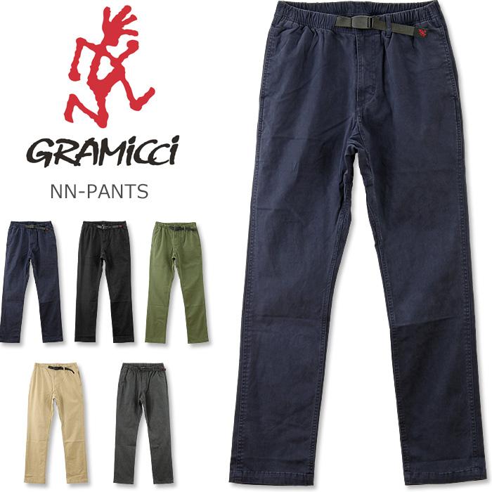 GRAMICCI (グラミチ) クライミングパンツ [0816-FDJ] ニュー ナローパンツ NN-PANTS (ストレッチ/スッキリ 細身/テーパード/アウトドア/メンズ/おしゃれ)