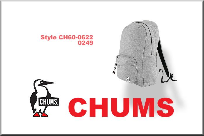 查姆CHUMS(查姆帆布背包)飓风日包运动衫(CH60-0622)包/上学/CHUMS/帆布背包/可爱的/漂亮的/人/女士/BAG/促销