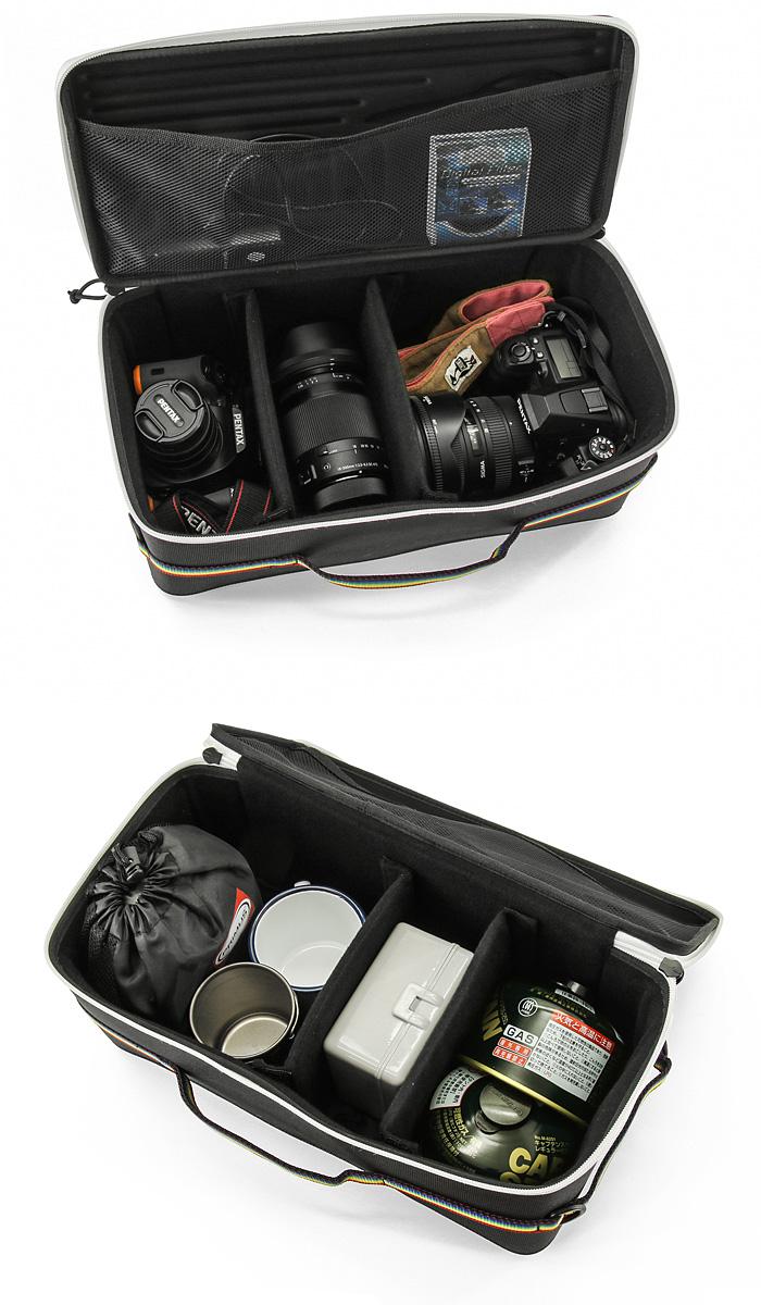 CHUMS (チャムス)[CH62-1206/CH62-1087] ブービー マルチ ハードケース Lサイズ (アウトドア/キャンプ/ケース/カメラケース/BAG/おしゃれ/かわいい/メンズ/レディース)