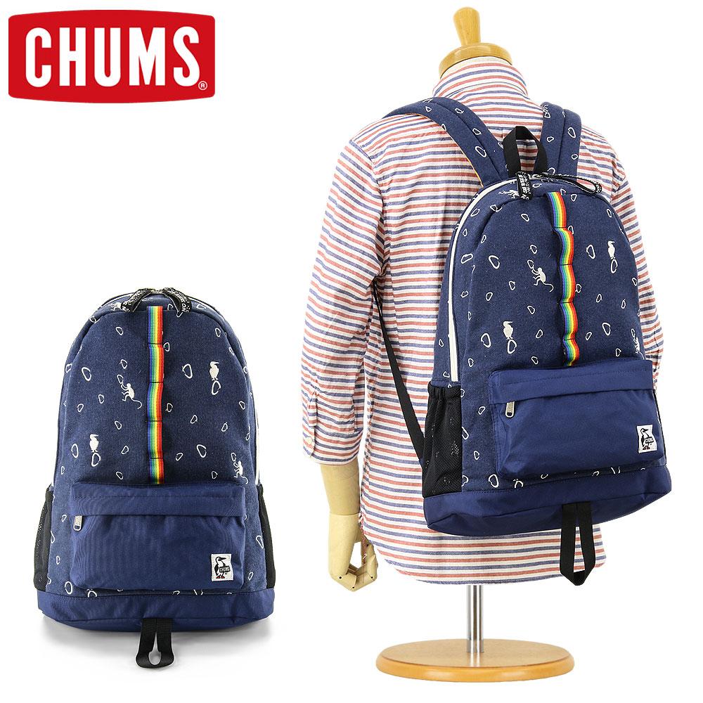 チャムス (CHUMS) リュック [CH60-2422] '17 モンキーマジック クラシック デイパック (ノートパソコン対応/通学・通勤/メンズ/レディース/おしゃれ/バッグ/BAG)【SALE セール】