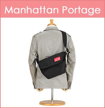 Manhattan Portage マンハッタンポーテージ ビンテージ メッセンジャーバッグ (Sサイズ) [1605V-JR] マンハッタンポーテージ ショルダーバッグ (MP1605V-JR/MP1605VJR/ヴィンテージ/メンズ/レディース/BAG)