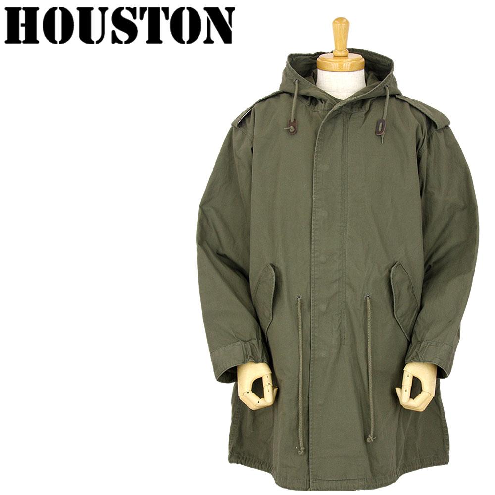 ■ HOUSTON(ヒューストン M-51 モッズコート) [5409M](ミリタリー/アウター/ジャケット/JACKET/COAT)