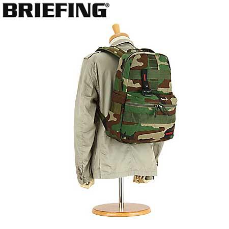 ブリーフィング リュック (BRIEFING) フライトライト ライトサック [BRF102219] FLIGHT LIGHT LIGHT SAC (米国製/MADE IN USA/ブリーフィング デイパック/BRIEFING BAG/バッグ/ビジネス/カバン/通勤/通学)