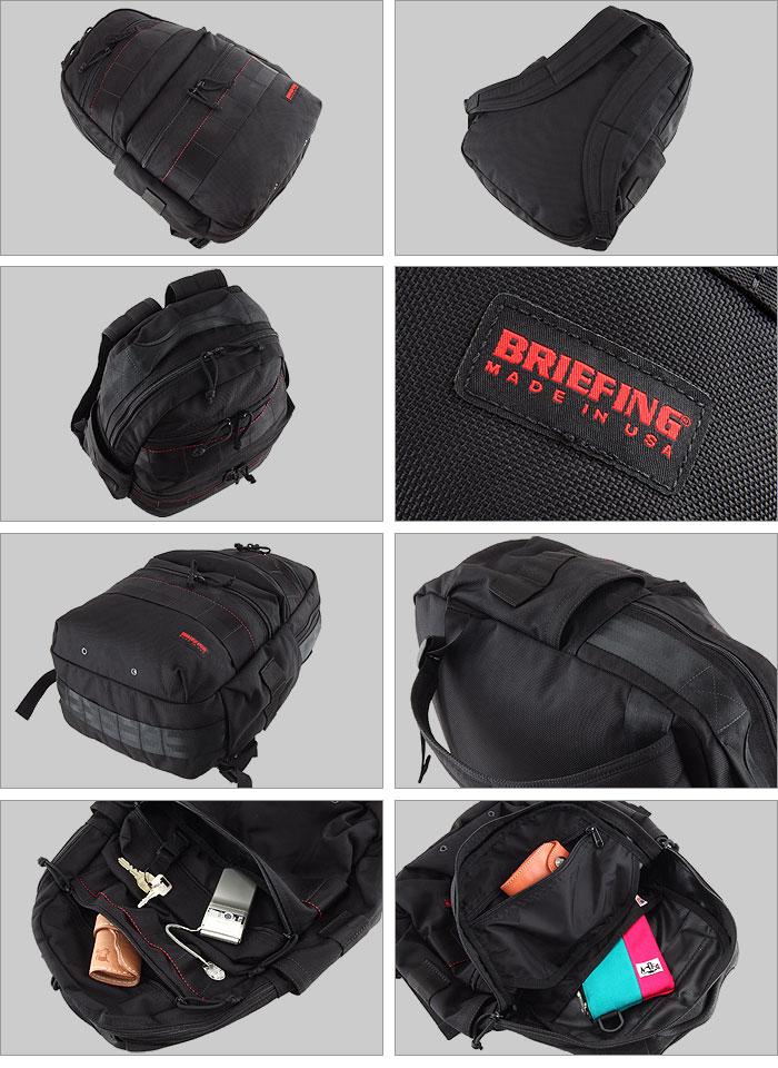 ■ 简报简报) BRF136219 ATACK 包 アタックパック-卢克背包背包 ▼ !▼