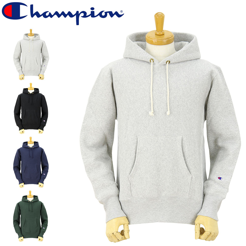 5c7e98536651 FRISBEE: CHAMPION (champion Hoodie) [C3-W102] 11.5 oz. Reverse weave ...