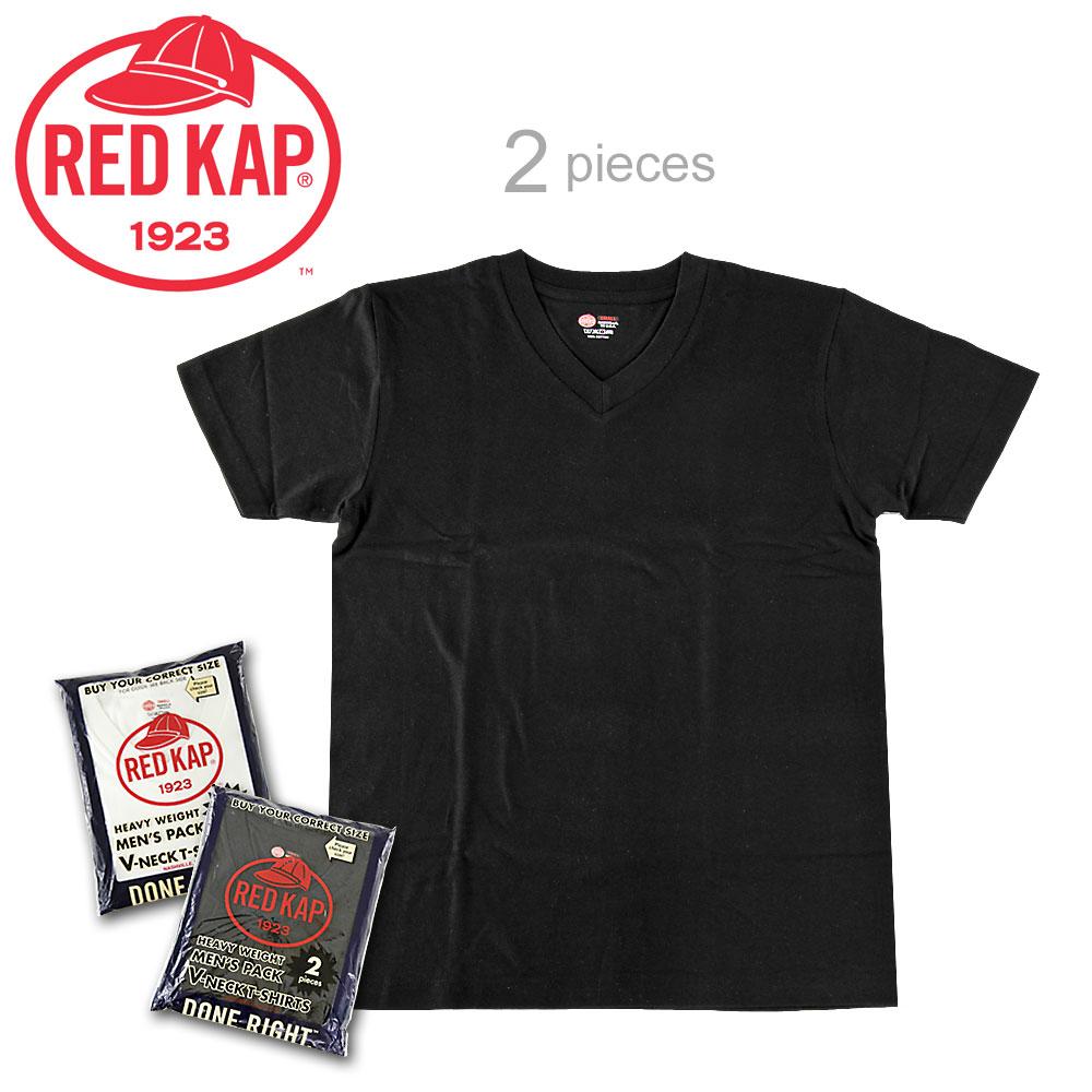 128197359e59d FRISBEE: RED KAP (Red cap No print T-shirt) ☆ 2 pack V neck short ...