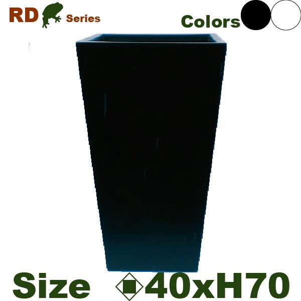 新到着 鉢カバー・RD-31・スクエア・ロング(口40cm×H70cm)(軽量プランター/鉢)(底穴なし)(グラスファイバー/樹脂製)(観葉植物用), brandshop urukau:10191a20 --- business.personalco5.dominiotemporario.com