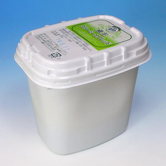 冷蔵便でお届けのため冷凍品は同梱不可 冷蔵便 蔵王チーズ 人気ブレゼント クリーミースプレッドプレーン500g SEAL限定商品