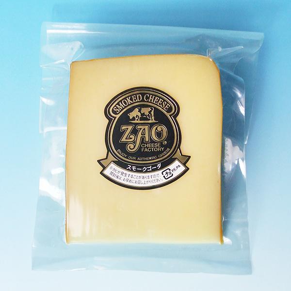 通信販売 冷蔵便でお届けのため冷凍品は同梱不可 冷蔵便 蔵王チーズ 公式ショップ 70g スモークゴーダ