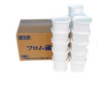 アイスクリームカップ40個 商品 カップとフタ セット 秀逸