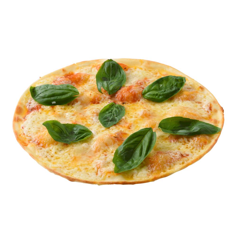 信州のチーズ工房 アトリエ メーカー公式 ド フロマージュの自家製ピザ マルゲリータ Lサイズ 高級な 冷凍 直径約22cm 送料別 税込 冷蔵発送