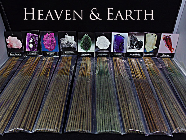 ◆ incense stand giveaway! ★ natural stone into gemstone in sense (incense ★  ★ magic) ages light, charoite, danburite, Moldavite, phenakite,