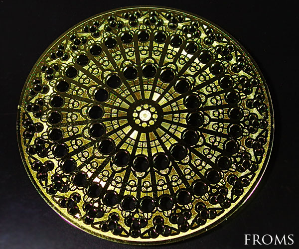 Ancient sacred geometry of the Virgin Mary (rose rose window) ★ ★