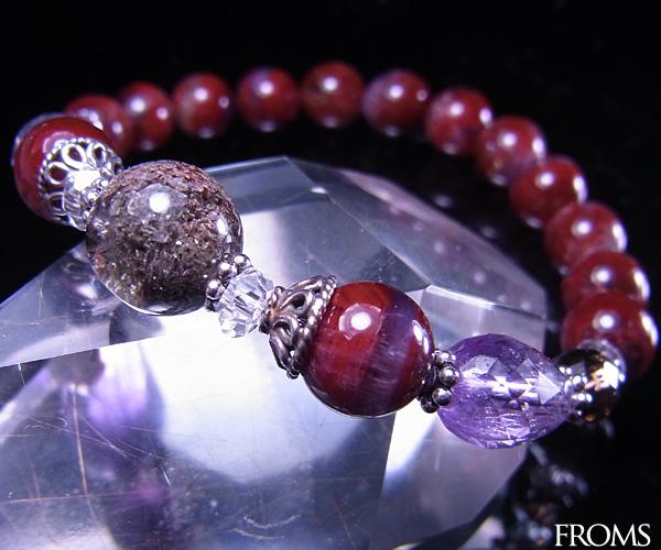 设计手镯 f AAAA 紫水晶从 reacanadasandarvey §