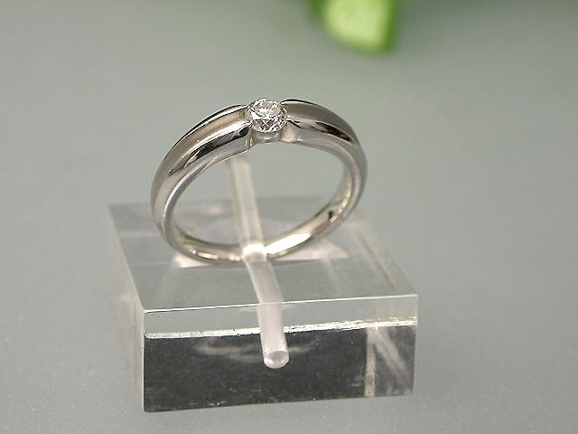 ダイヤリング 送料無料Bijoux fromsea Pt900 ダイヤリングダイヤモンド ジュエリー 4月 誕生石 婚約 結婚プラチナ お祝い シンプル 永遠