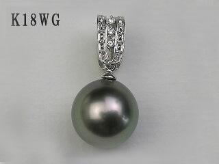 K18WG・YG・PG ダイヤ ペンダント金具