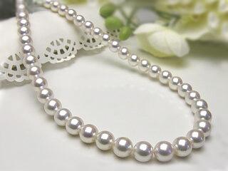 【送料無料】あこや真珠フォーマル8.5×9ミリネックレス真珠 冠婚葬祭 入学式 卒業式 成人式 お祝い プレゼント アコヤ真珠