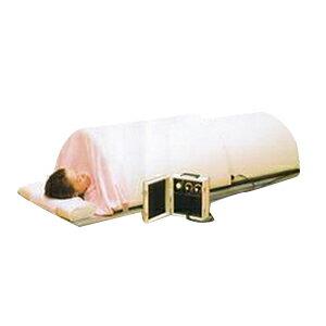 【ダイヤ技研】】ドーム型美容健康機ダイヤドームリフレ - 快適のドーム型サウナ、リラクゼーション効果、横になって楽な姿勢で、遠赤外線サウナ浴ができます。【smtb-s】