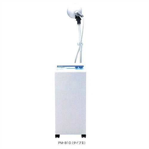 【マイクロ波治療器】伊藤超短波 イトー PM-810(1チャンネル)〈タイプ2:丸アンテナx1〉 - 正確なパルス発振を1Wきざみで操作可能。業界初、EMC適合のマイクロ波治療器【smtb-s】, ハッピーステーション 01000a61