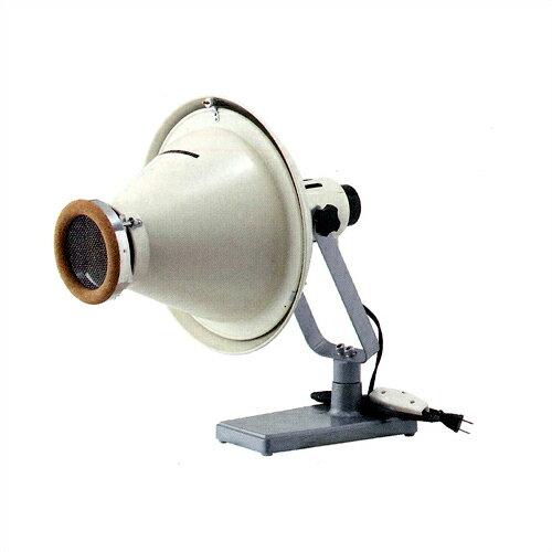 【赤球式赤外線灯】伊藤超短波 T-300(タイマー付 / 卓上式) - 使う場所を選ばない卓上型。体の各部位に柔軟に対応し、幅広い治療を実現【smtb-s】