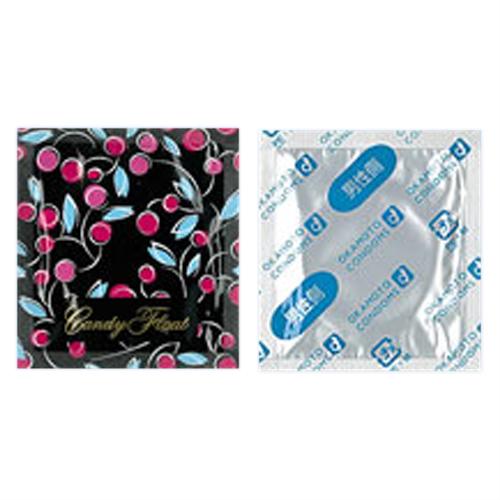 ◆ 如果把放心的素颜的BOX透明套筒剥下来的话,和避孕套不知道放冈本糖果漂浮(Candy Float)透明质酸-室 ※用完全的包装送。