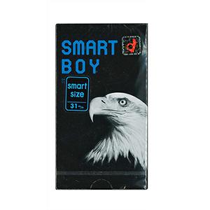 ◆是比冈本智能服务生(SMART BOY)12个装-冈本公司标准尺寸商品较小的直径31mm的尖锐的细长型的避孕套。 ※用完全的包装送。